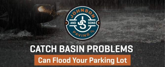 Catch Basin Problems