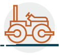 Commercial Paving Icon
