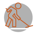 Sealcoating Icon