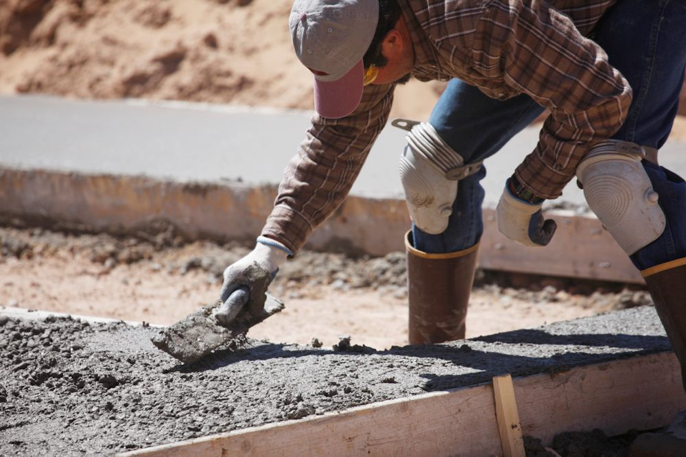 Professional Concrete Work