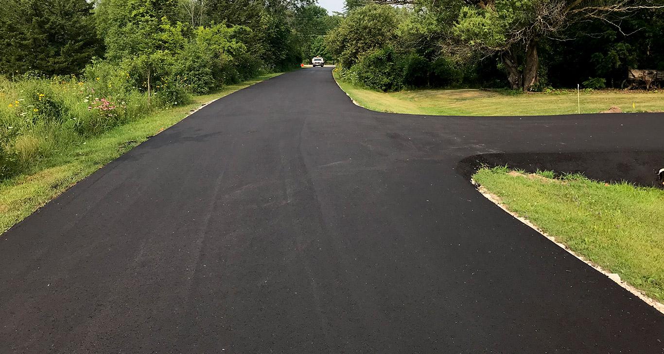 Lannon Driveway